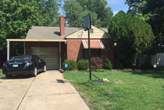 2 bed 2 bath Single Family at 708 S TERRACE DR WICHITA, KS, 67218 is for sale at 89k - google static map