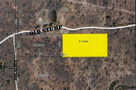 null bed null bath Vacant Land at  Old Stump Road 5.1 Acres Gaylord, MI, 49735 is for sale at 9k - google static map