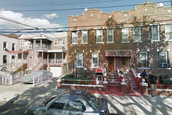 7 bed 4 bath Multi Family at 421 E 93RD ST BROOKLYN, NY, 11212 is for sale at 1.40m - google static map