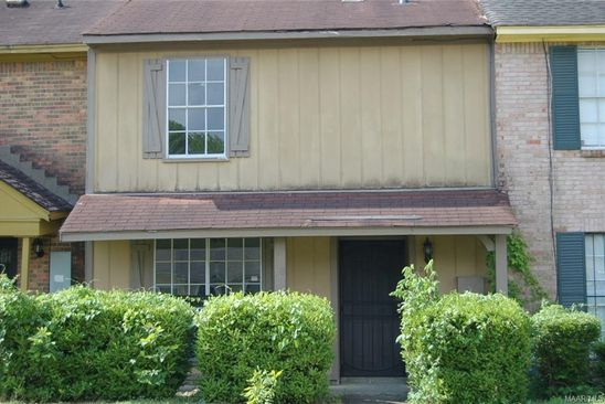 3 bed 3 bath Townhouse at 3118 GENTILLY CT MONTGOMERY, AL, 36116 is for sale at 25k - google static map