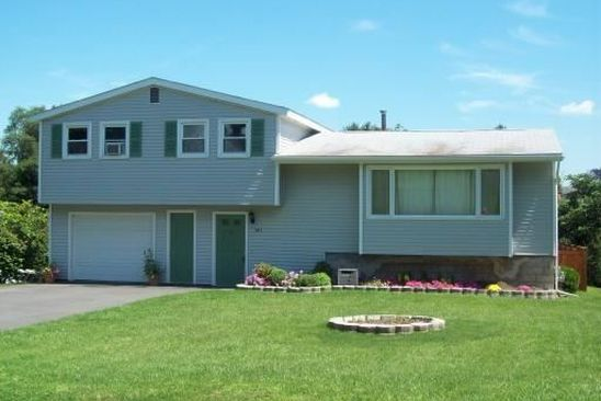 4 bed 3 bath Single Family at 501 Skyview Camillus, NY, 13219 is for sale at 165k - google static map