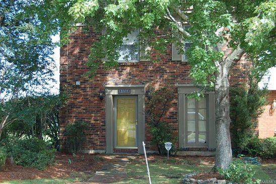 3 bed 3 bath Townhouse at 2001 REXFORD RD MONTGOMERY, AL, 36116 is for sale at 56k - google static map