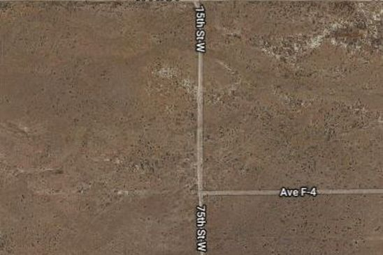 null bed null bath Vacant Land at 1000 Vac/Vic Avenue F4/75 Stw Antelope Acres, CA, 93536 is for sale at 75k - google static map