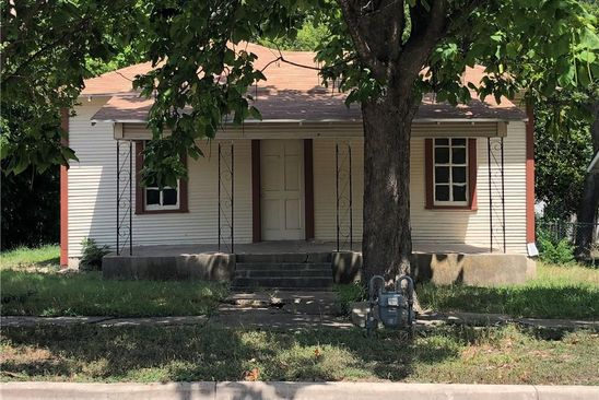 3 bed 1 bath Single Family at 1305 S 45th St Temple, TX, 76504 is for sale at 40k - google static map