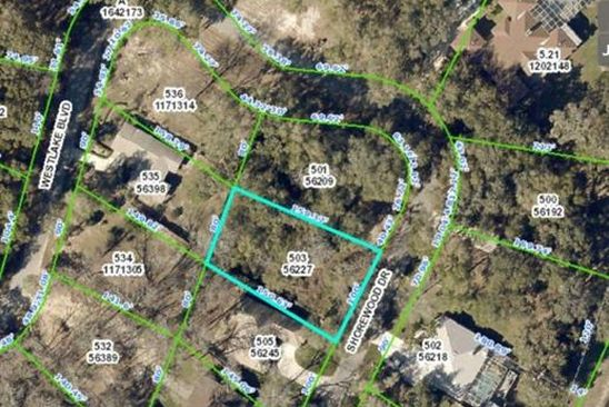 null bed null bath Vacant Land at 0 Shorewood Dr Ridge Manor, FL, 33523 is for sale at 10k - google static map