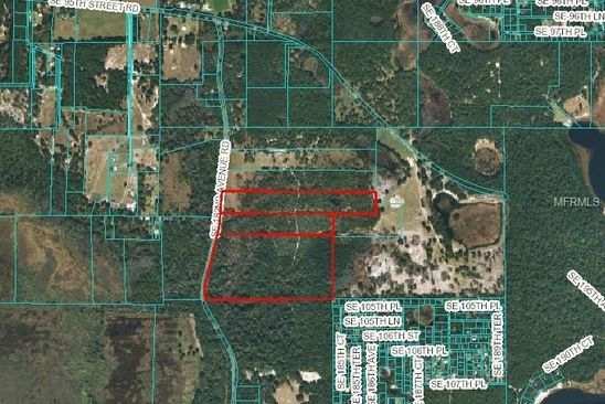null bed null bath Vacant Land at  SE 182nd Avenue Rd Ocklawaha, FL, 32179 is for sale at 395k - google static map