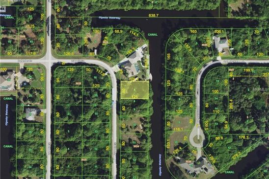 null bed null bath Vacant Land at 1435 Liggett Cir Port Charlotte, FL, 33953 is for sale at 69k - google static map