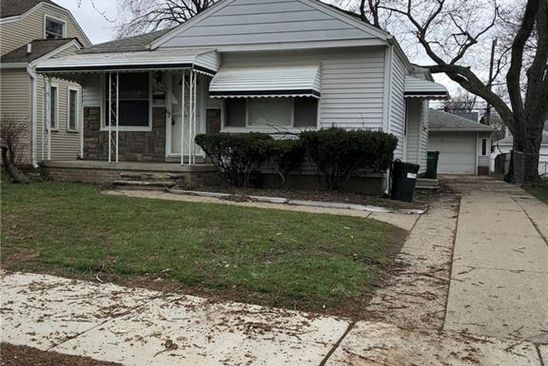 3 bed 2 bath Single Family at 24636 Penn St Dearborn, MI, 48124 is for sale at 120k - google static map
