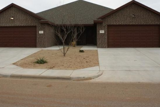 6 bed 4 bath Multi Family at 9803 AVENUE V LUBBOCK, TX, 79423 is for sale at 280k - google static map