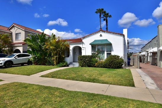 4 bed 2 bath Multi Family at 409 N Alta Vista Blvd Los Angeles, CA, 90036 is for sale at 1.80m - google static map
