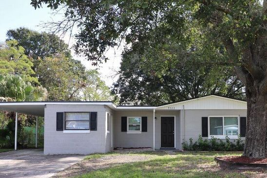 5 bed 2.5 bath Single Family at 9533 DEVONSHIRE BLVD JACKSONVILLE, FL, 32208 is for sale at 150k - google static map