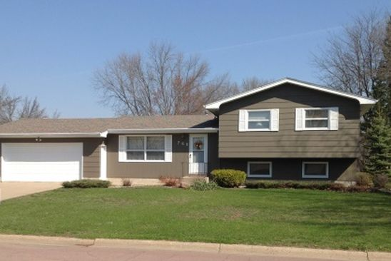 3 bed 2 bath Single Family at 760 17TH ST WINDOM, MN, 56101 is for sale at 160k - google static map