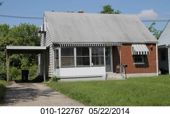 3 bed 1 bath Single Family at 831 Lyman Ave Columbus, OH, 43205 is for sale at 70k - google static map