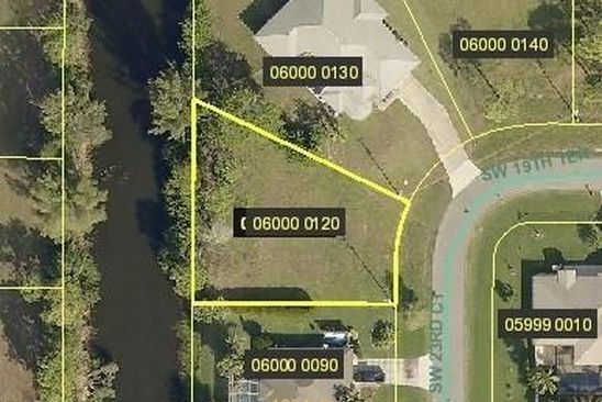 null bed null bath Vacant Land at 1920 SW 23RD CT CAPE CORAL, FL, 33991 is for sale at 32k - google static map