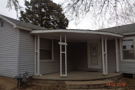 2 bed 1 bath Single Family at 1742 S EUCLID AVE WICHITA, KS, 67213 is for sale at 42k - google static map