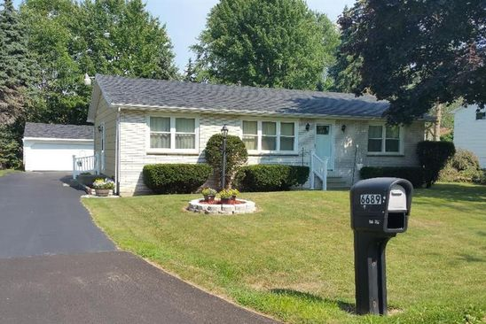 3 bed 2 bath Single Family at 6689 WAYNE DR DERBY, NY, 14047 is for sale at 136k - google static map