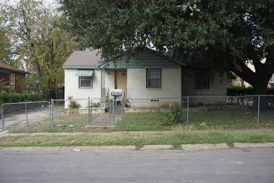 4 bed 2 bath Single Family at 4639 MANETT ST DALLAS, TX, 75204 is for sale at 420k - google static map