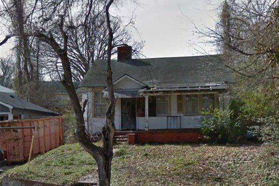 2 bed 1 bath Single Family at 1000 ASHBY TER NW ATLANTA, GA, 30314 is for sale at 65k - google static map