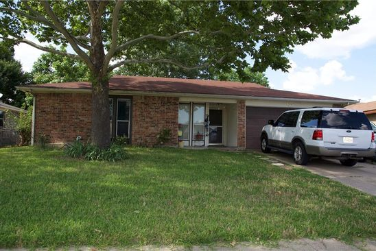 3 bed 2 bath Single Family at 1507 ROUNDROCK TRL MESQUITE, TX, 75149 is for sale at 141k - google static map