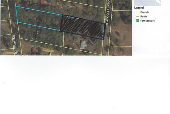 null bed null bath Vacant Land at 306 Pineridge Rd Pembroke, GA, 31321 is for sale at 30k - google static map