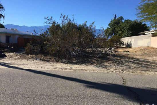 null bed null bath Vacant Land at 31105 SIERRA DEL SOL THOUSAND PALMS, CA, 92276 is for sale at 45k - google static map