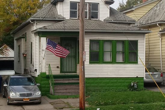 3 bed 1 bath Single Family at 58 Fay St Buffalo, NY, 14211 is for sale at 58k - google static map