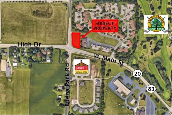 null bed null bath Vacant Land at 4103 W MAIN DR WATERFORD, WI, 53185 is for sale at 299k - google static map