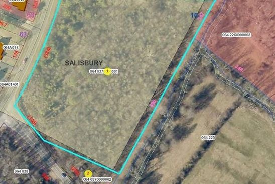 0 bed null bath Vacant Land at 0 Faith Rd Salisbury, NC, 28146 is for sale at 89k - google static map