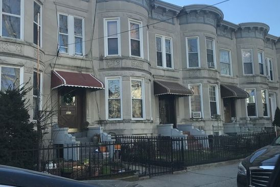 5 bed 2 bath Single Family at 936 52ND ST BROOKLYN, NY, 11219 is for sale at 1.58m - google static map