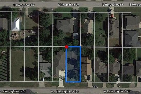 null bed null bath Vacant Land at 4545 W Lake Highlands Dr The Colony, TX, 75056 is for sale at 70k - google static map