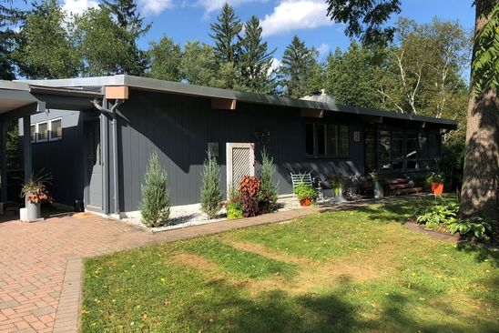 4 bed 3 bath Single Family at 18 BROWN RD CORNING, NY, 14830 is for sale at 200k - google static map