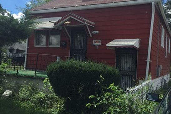 3 bed 1 bath Single Family at 1410 PARNELL AVE CHICAGO HEIGHTS, IL, 60411 is for sale at 16k - google static map