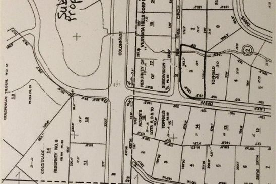 null bed null bath Vacant Land at 4553 Pine Tree Cir Vestavia, AL, 35243 is for sale at 450k - google static map
