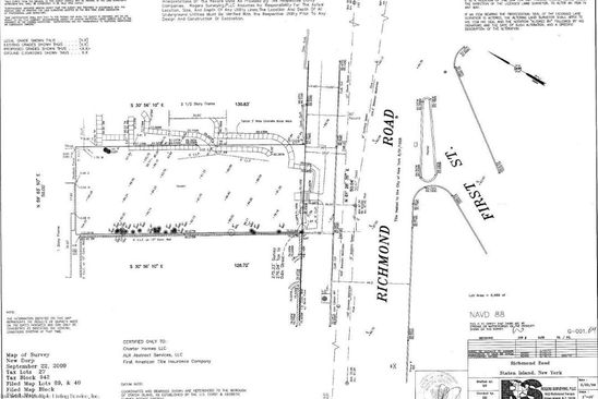 null bed null bath Vacant Land at 0 Richmond Road Rd Staten Island, NY, 10306 is for sale at 289k - google static map