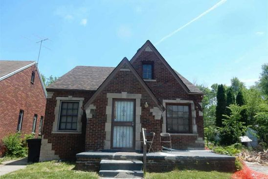 3 bed 1 bath Single Family at 10630 Stratman St Detroit, MI, 48224 is for sale at 40k - google static map