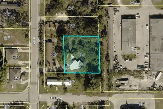 6 bed 3 bath Single Family at 104 4th St Fort Myers, FL, 33907 is for sale at 180k - google static map