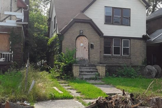 4 bed 2 bath Single Family at 15745 Ohio St Detroit, MI, 48238 is for sale at 17k - google static map