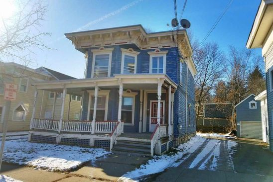 null bed 2 bath Multi Family at 171 CANAL ST FORT PLAIN, NY, 13339 is for sale at 12k - google static map