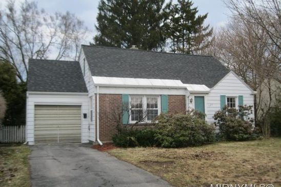 4 bed 1 bath Single Family at 125 MACARTHUR DR ROME, NY, 13440 is for sale at 70k - google static map