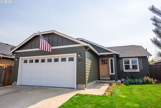 2 bed 2 bath Single Family at 185 TYLER AVE COTTAGE GROVE, OR, 97424 is for sale at 220k - google static map