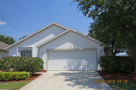 4 bed 2 bath Single Family at 692 Brockton Way West Melbourne, FL, 32904 is for sale at 249k - google static map