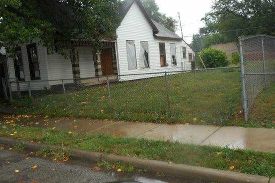 null bed null bath Vacant Land at 229 MCKIM AVE INDIANAPOLIS, IN, 46201 is for sale at 45k - google static map