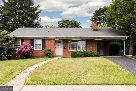 3 bed 2 bath Single Family at 304 COLUMBIA AVE HAGERSTOWN, MD, 21742 is for sale at 125k - google static map