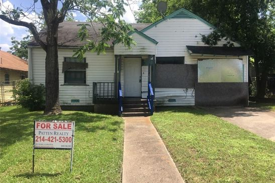 2 bed 1 bath Single Family at 1562 E Ohio Ave Dallas, TX, 75216 is for sale at 89k - google static map