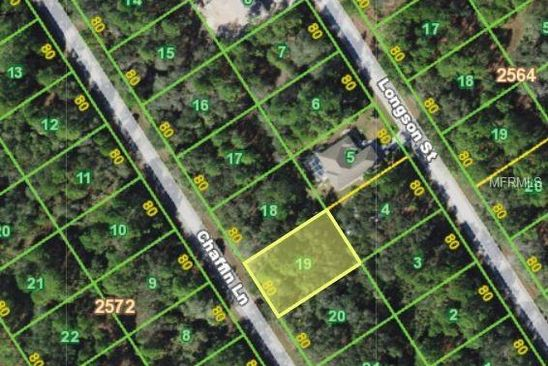 null bed null bath Vacant Land at 1404 Chaffin Ln Port Charlotte, FL, 33953 is for sale at 7k - google static map