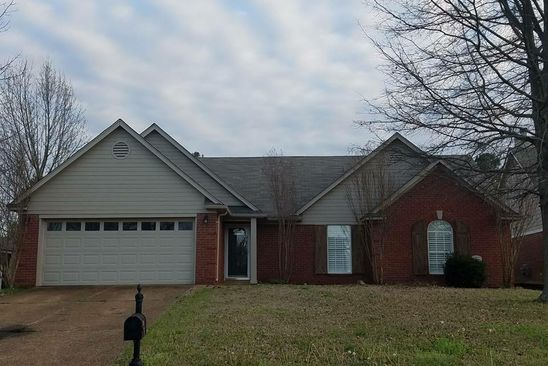 3 bed 2 bath Single Family at 9235 PLANTATION LAKES DR OLIVE BRANCH, MS, 38654 is for sale at 160k - google static map