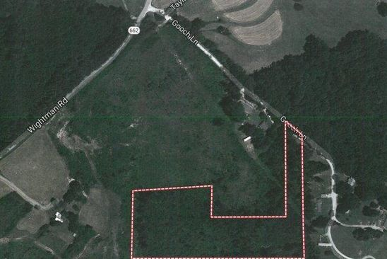 null bed null bath Vacant Land at  Gooch Ln Wightman Rd Chase City, VA, 23954 is for sale at 12k - google static map