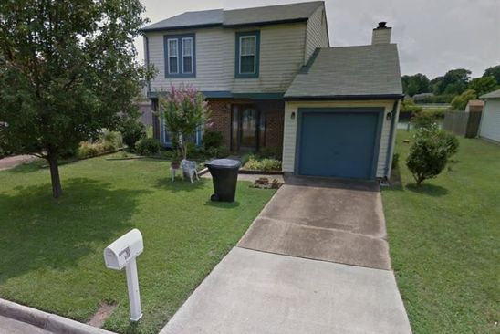 3 bed 3 bath Single Family at 5148 EVESHAM DR VIRGINIA BEACH, VA, 23464 is for sale at 116k - google static map