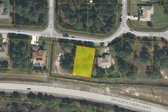 null bed null bath Vacant Land at 5463 NW BRANCH AVE PORT SAINT LUCIE, FL, 34986 is for sale at 43k - google static map