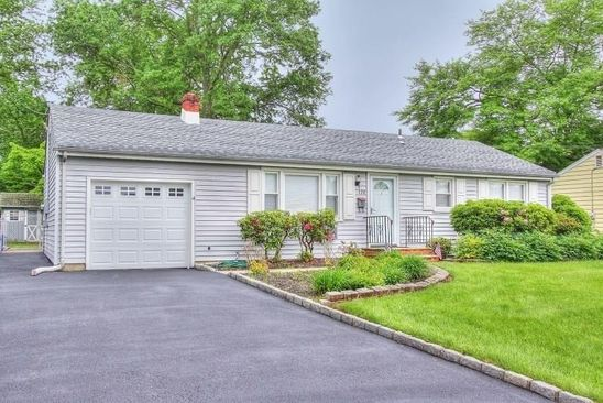3 bed 2 bath Single Family at 120 CLARKE AVE SOUTH PLAINFIELD, NJ, 07080 is for sale at 350k - google static map